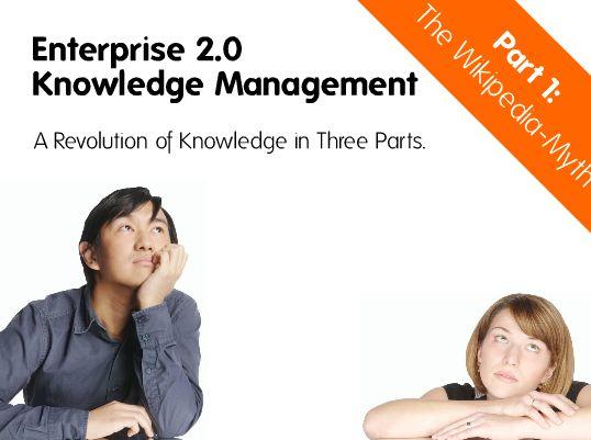 Drie uitzonderlijk goede presentaties over kennismanagement 2.0 en social media. in de stijl van de Meet Charlie serie. Deze vliegen al weer over het internet… Deel 1 legt op briljante […]
