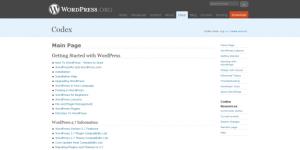 Wordpress gebruikt wiki's om handleidingen te outsourcen